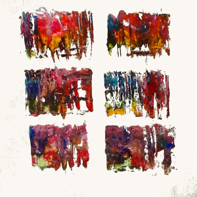Abstract 2 By Gaz Evans