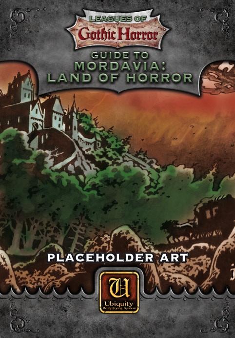 Mordavia: Land of Horror (Placeholder Cover Art)