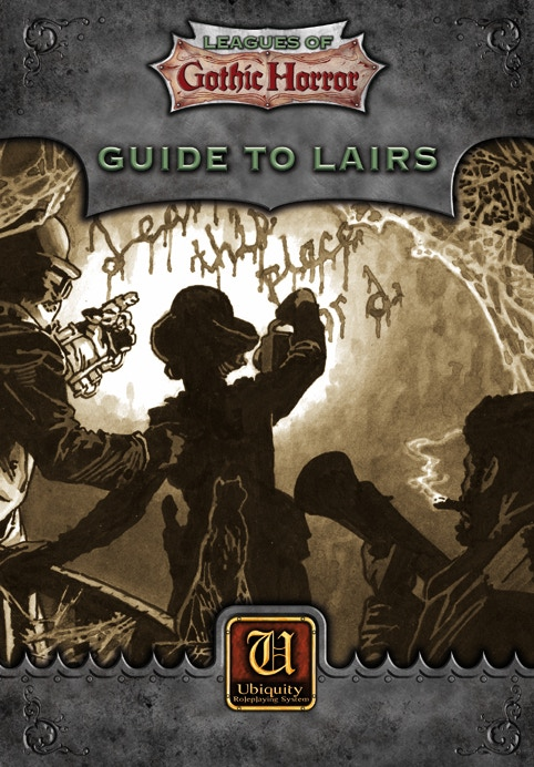 Guide to Lairs Kickstarter Exclusive