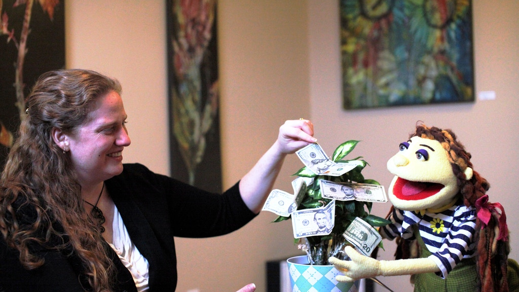 Puppets teach small businesses how to be successful! project video thumbnail