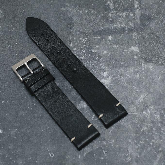 Black - Italian Calf Leather