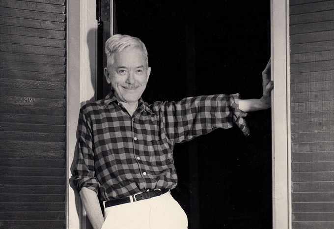 W. A. Dwiggins, 1941. Photograph by Robert Yarnall Richie.