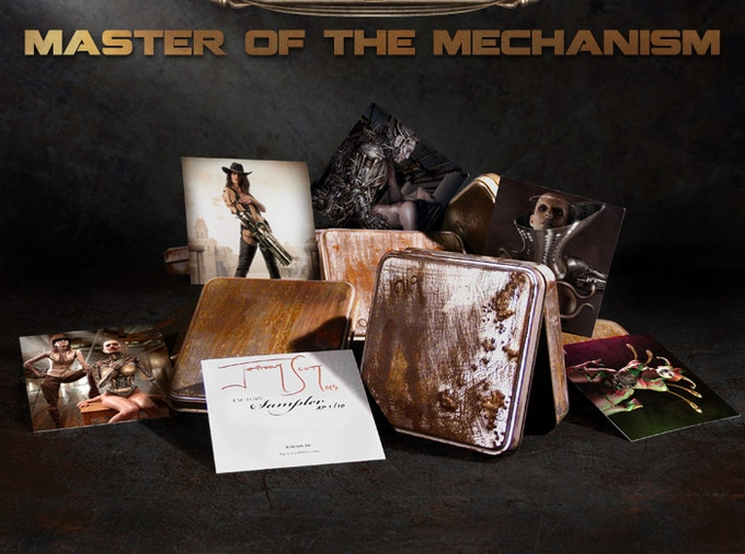 MASTER OF THE MECHANISM SET