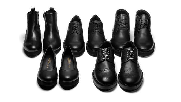 c9f6231f867 Dream of walking on clouds  We create innovative super cushioned dress shoes