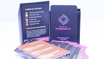 Design for Humanity Cards: Global Issues