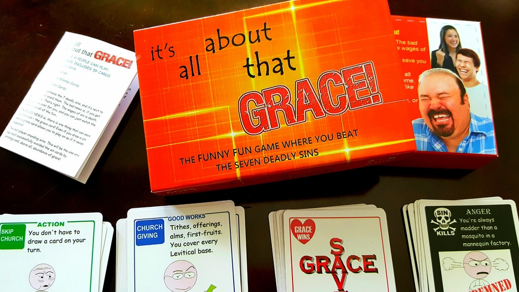 It's All About That Grace project video thumbnail