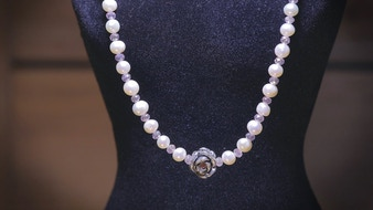 Handmade Freshwater PEARL Jewelry to Fight Human Trafficking