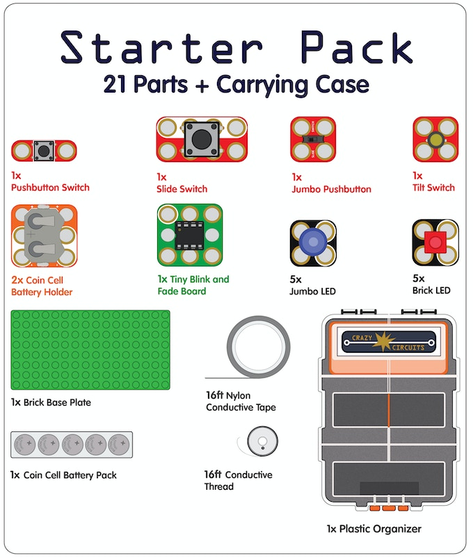 Books And Circuits Blocks Combined To Create Fun With Circuits Video