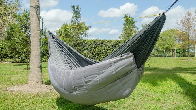 The Adventure Under Quilt: Hammock Camping Insulation by GO ... : hammock quilts - Adamdwight.com
