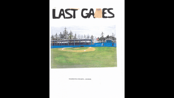LAST GAMES BOOK