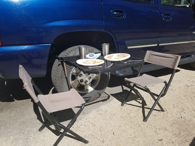 Great for tailgating
