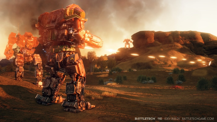 BATTLETECH by Harebrained Schemes LLC » Fresh Screenshots