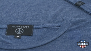 AVIATOR | The Travel T-Shirt
