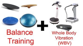 Vibrating Balance Disc