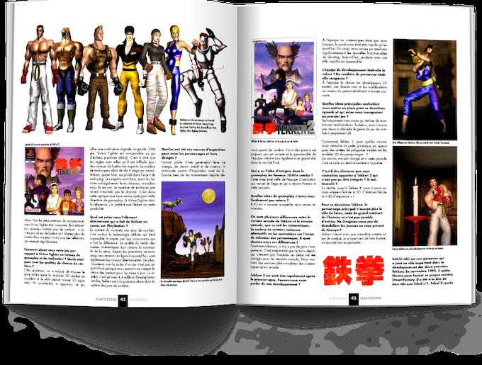 Interview With Harada Katsuhiro (Tekken - Namco)