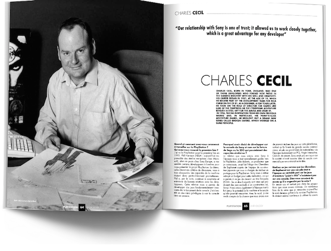 Interview With Charles Cecil (Revolution Software)