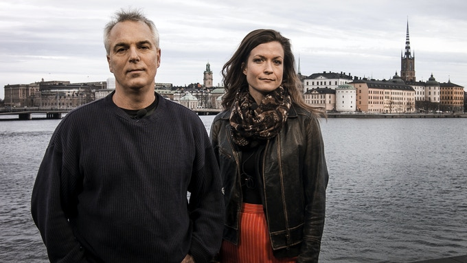 Paul Hansen and Linda Forsell, two of Sweden's best known documentary photographers are both involved in the project.