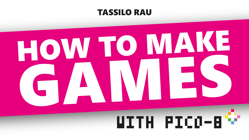 HOW TO MAKE GAMES with PICO-8 (English & German) project video thumbnail