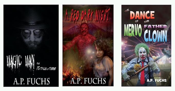 A.P. Fuchs' Thrills and Chills novels bundle