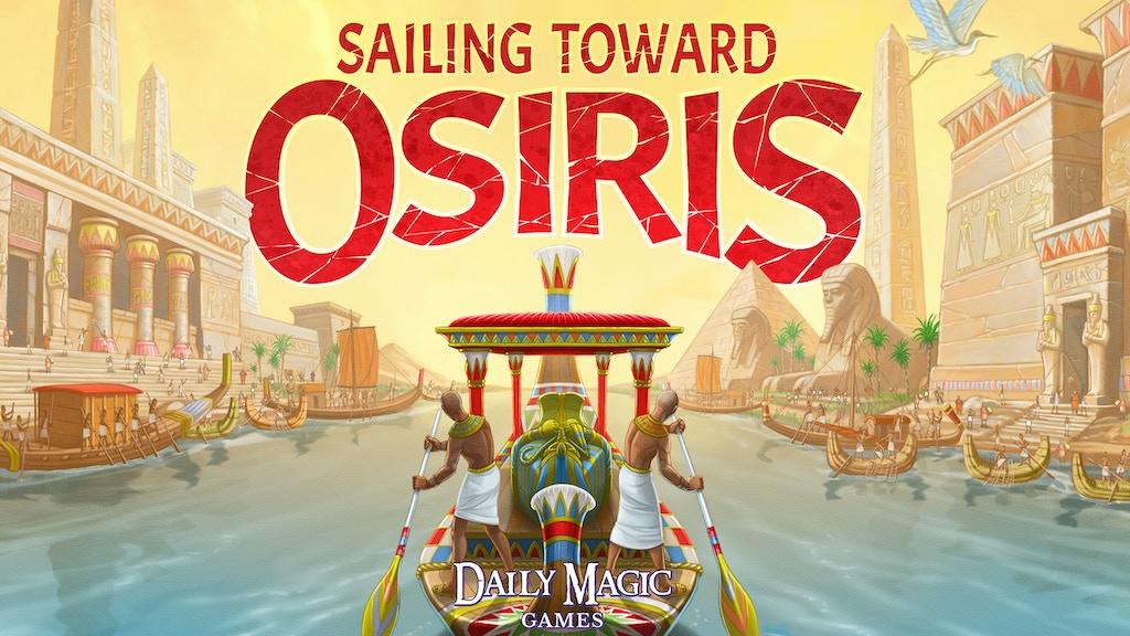 Sailing Toward Osiris project video thumbnail