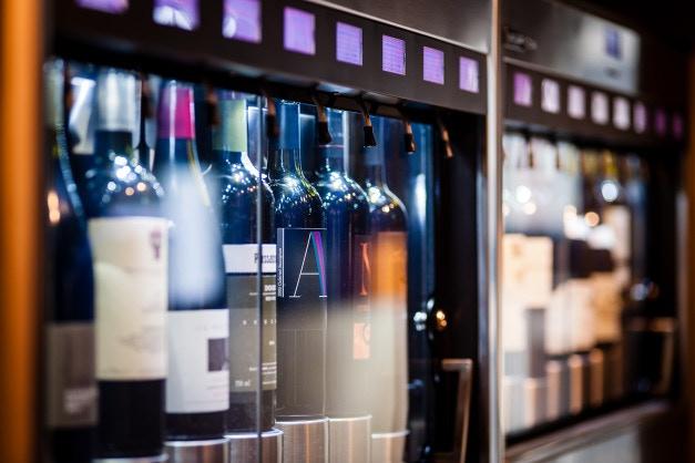 """Enomatic"" Wine Dispenser"
