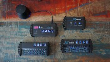 minijam studio - portable music machines