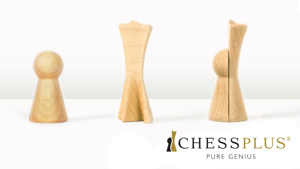 CHESSPLUS   An Amazing Board Game. The Evolution of Chess. project video thumbnail