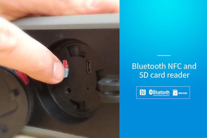 Micro SD CARD reader