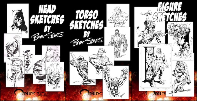 0e315b5c944 Bart Sears' DRAWING POWERFUL HEROES: Brutes and Babes! by Bart Sears ...
