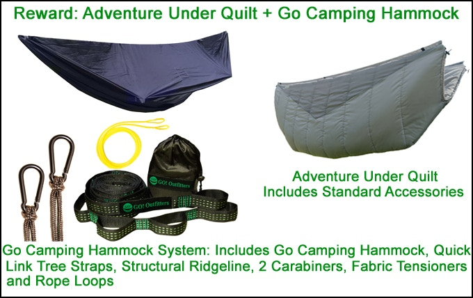 Click Photo for Go Camping Hammock Details