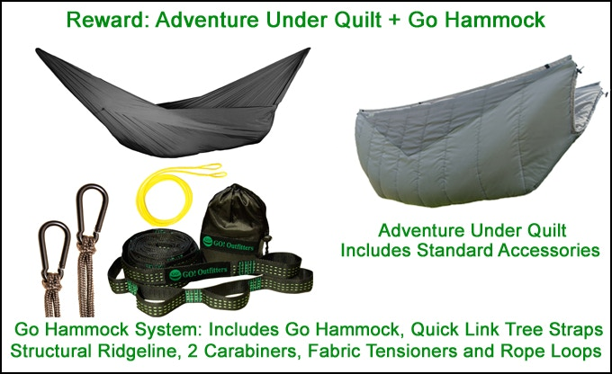 Click Photo for Go Hammock Details