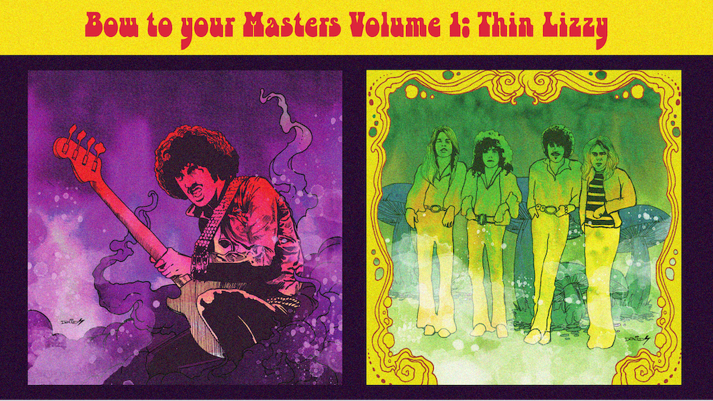Bow to Your Masters Volume 1: Thin Lizzy project video thumbnail
