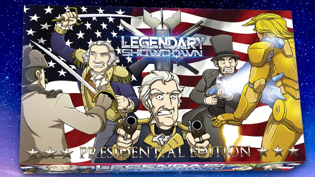 Legendary Showdown: Presidential Edition project video thumbnail