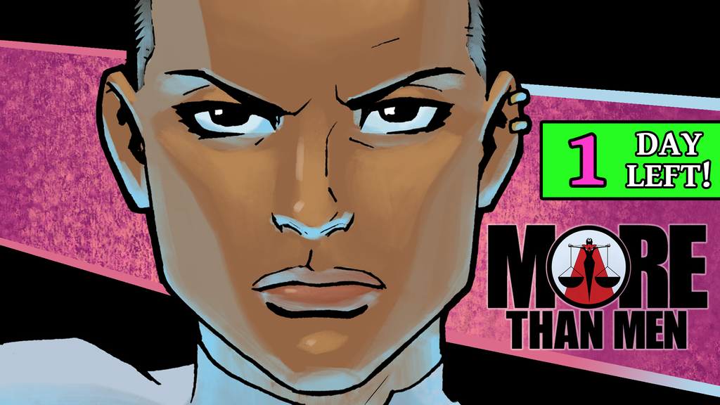 More Than Men - A comic where only the rich have superpowers project video thumbnail