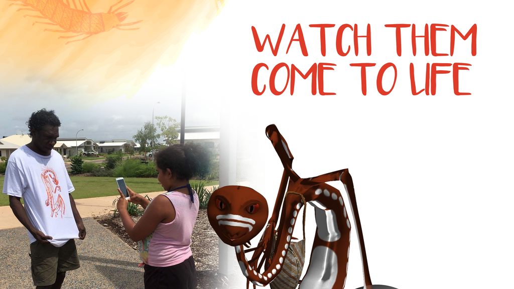 Indigenous Storytelling Come's to Life...InDigital project video thumbnail