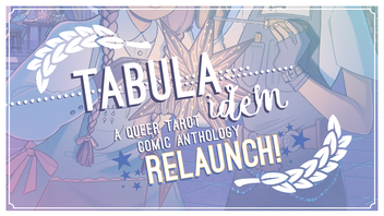 TABULA IDEM: A Queer Tarot Comic Anthology Relaunch