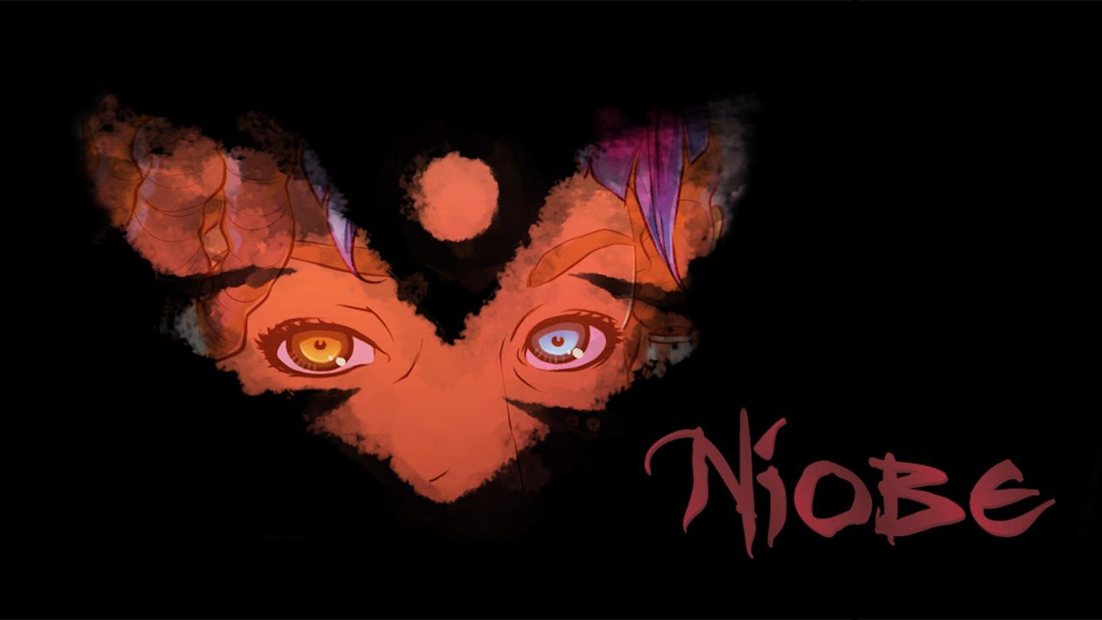 """With a world divided, who do you turn to?"" Niobe by Sebastian Jones, Amandla Stenberg, Ashley Woods, Sheldon Mitchell, & Darrell May."