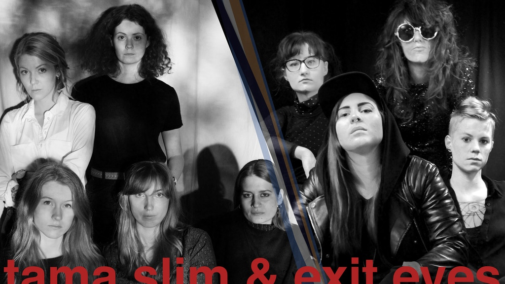 Tama Slim & Exit Eyes on Tour project video thumbnail