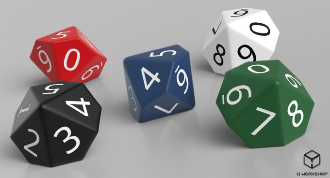 Spin-Down D10's!