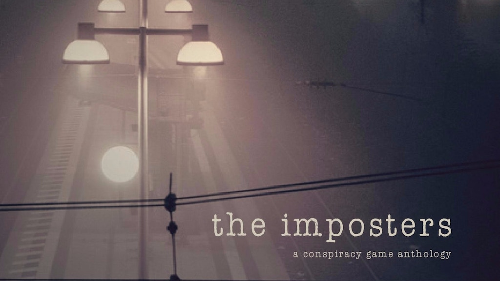 The Imposters project video thumbnail