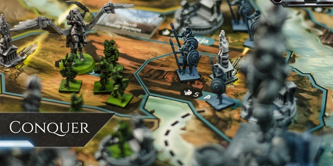 Lords of Hellas by Awaken Realms — Kickstarter