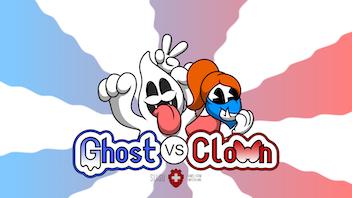 Ghost VS Clown