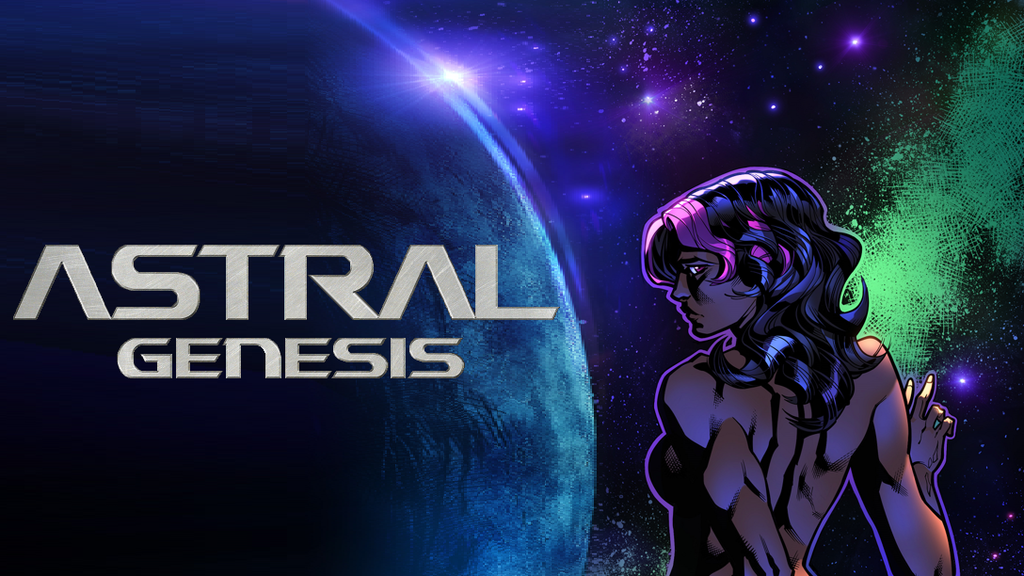 ASTRAL GENESIS: Sci-fi action epic about war… and salvation! project video thumbnail