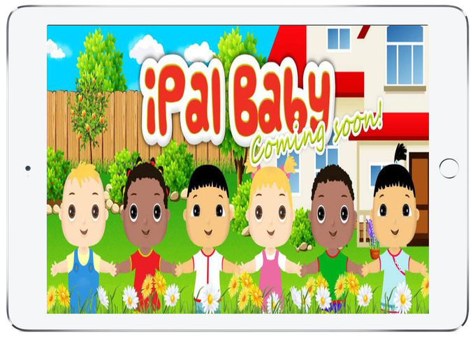 IPal Baby is a new app, which uses the same ideas as the old Tamagotchi game, where you take care of a cute baby instead of an unknown pet.