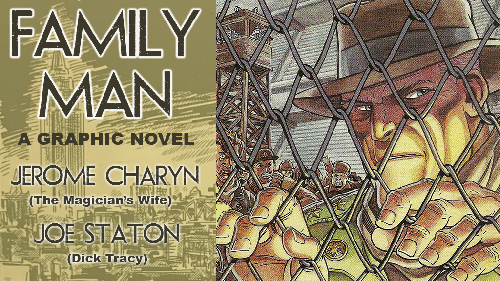 Charyn & Staton's FAMILY MAN Limited Edition Collectors Item project video thumbnail