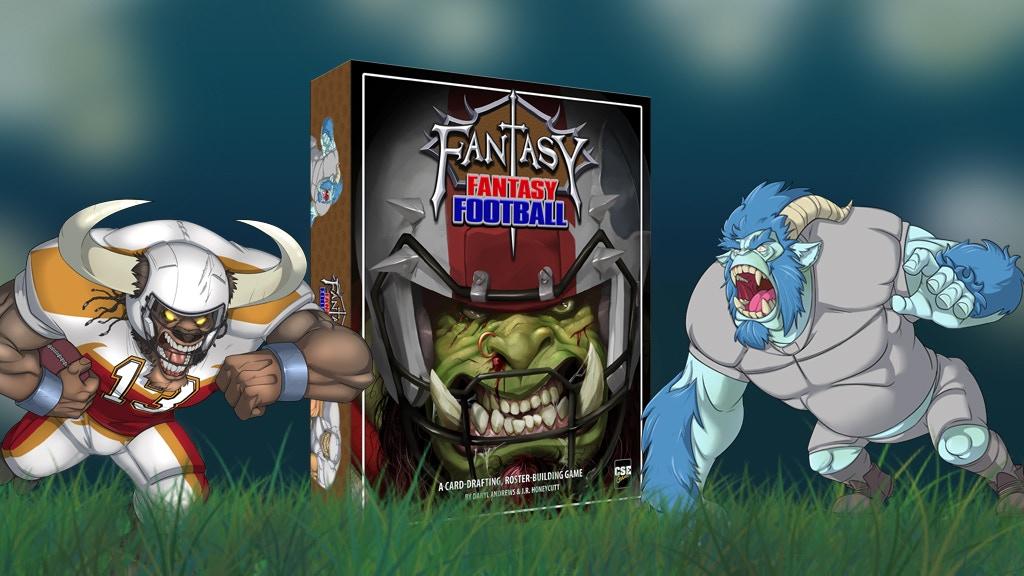 Fantasy Fantasy Football: Draft & Management Game project video thumbnail