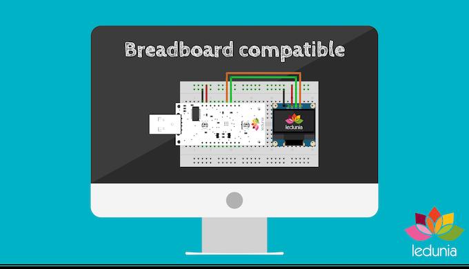 Breadboard compatibility