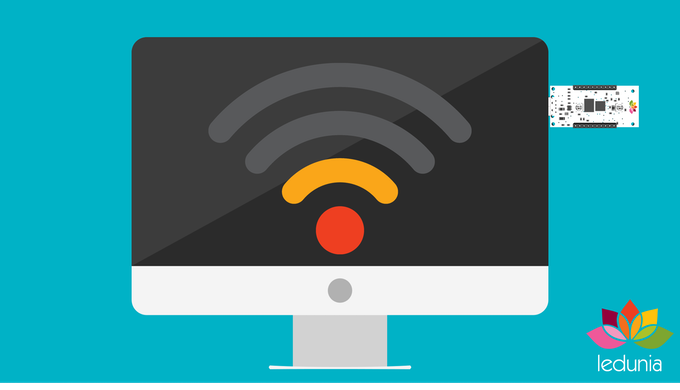 Wide range WiFi with the on-board antenna connector