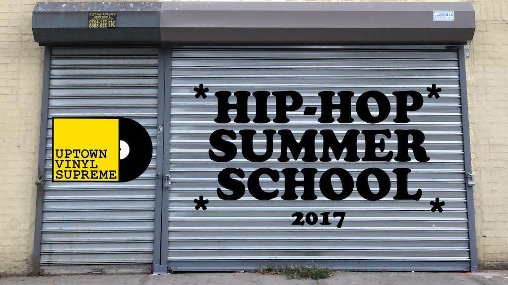 Hip-Hop Summer School project video thumbnail