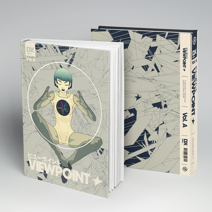 A 200 page hardcover volume of illustrations and paintings by the visionary designer and creator of GOLEM, artist LRNZ.